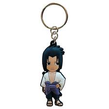 Naruto Shippuden Schlüsselanhänger >> SASUKE UCHIHA<< Abystyle keychain - NEU