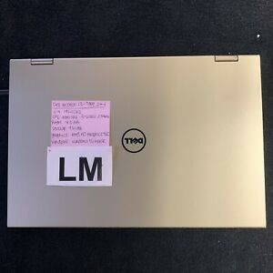 """Dell Inspiron 13- 7359 2 In 1 Touchscreen  Convertible Laptop """"Gold"""""""