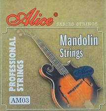 Pièces et accessoires en corde pour instrument à cordes Mandolines