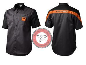 Genuine KTM Mechanic Black Shirt All Sizes Available!!!