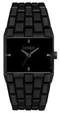 Reloj Hombre NIXON THE TICKET A1262001 de Acero inoxidable Negro