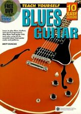 More details for electric guitar - acoustic guitar - blues guitar - book k4