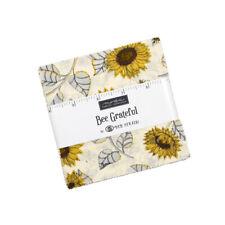 "Moda Bee Grateful Charm Pack 5X5"" 42 Squares Deb Strain"