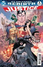 JUSTICE LEAGUE #1 (2016 Series) REBIRTH $1.99 Discount Issue!!