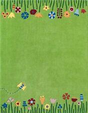 HABA 2908 Teppich Wiese Kinderteppich Schurwolle