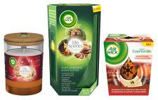 Air Wick Gemütliches Kerzen-Paket für den Winter Duftkerzen Weihnachten Deko