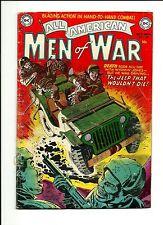 1952 DC Comics All American Men of War # 128 (# 2) GD 2.0 Condition
