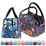 Insulated Lunch Box Bento Storage Bag Tote Cooler Thermal Picnic Office & School