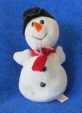 Ty Beanie Baby Snowball 1996 Pvc Filled No Hang Tag