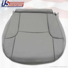 Fits 2003 -2009 Toyota 4Runner Limited Driver Bottom Vinyl Seat Cover Color Gray
