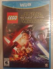 Lego Star Wars The Force Awakens, Nintendo Wii U, Brand New Factory Sealed