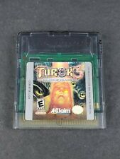 Nintendo Game Boy Color - Turok 3 Shadow of Oblivion   Game Only   TESTED   RARE