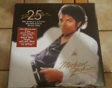 Michael Jackson Thriller 25Th Vinyl RARE REISSUE Neuf Pop Disco Funk