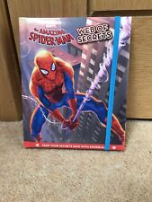 Spiderman Puzzle And Story Book