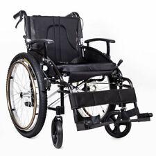 Elite Care Voyager todo terreno al aire libre Silla de ruedas con neumáticos de bicicleta auto Propel