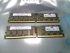 8GB 2x 4GB DDR2 REG ECC PC6400 800MHz Hynix HYMP151P72CP4  HP 504465-061