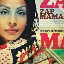 ZAP MAMA: Ancestry in Progress  Audio CD