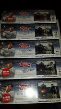 2012 12 Topps Factory Sealed Baseball Complete Set *ALL 5* Babe Ruth Ring Card