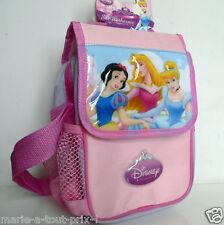 Lunch Sac a goûter isotherme enfants filles Disney Pixar les princesses cadeau !