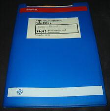Werkstatthandbuch VW Polo III 6N 4CV Einspritzanlage Zündanlage AFK AHW ab 1995!