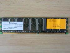 Infineon DDR-266 PC2100 256MB Modul DDR1 DDR RAM Arbeitsspeicher