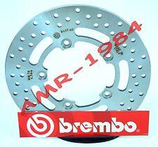 DISCO FRENO POSTERIORE BREMBO PIAGGIO BEVERLY IE GT 125 350 BEVERLY 300 68B40760