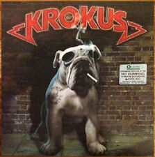 KROKUS Dirty Dynamite Ltd Ed Discontinued RARE Poster Flat +FREE Metal Poster!