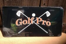 Golf Pro Wholesale Novelty License Plate Bar Wall Decor