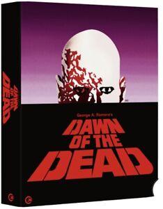Dawn of the Dead Box Set (4K UHD Blu-ray 4-Disc Set) Sealed PRE-ORDER 3-22