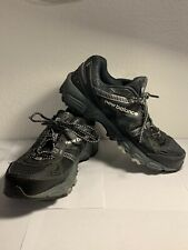 Men's Size 8.5 New Balance 410 v4 Trail Running Sneakers Shoes - Black, MT410BS4