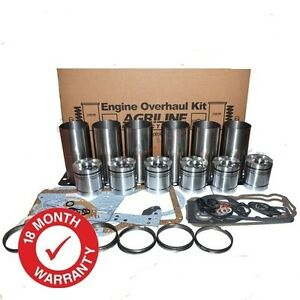 ENGINE OVERHAUL KIT FOR DAVID BROWN 1594 1690 1694 1690T  AD6/55 AD6/55T ENGINE