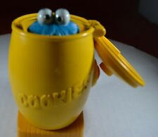 Vintage Muppets 1979 Cookie Monster Cookie Jar Toy