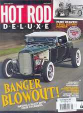 HOT ROD DELUXE MAGAZINE - July 2017 (NEW COPY)