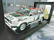 FIAT 131 Abarth Rallye Portugal 1978 WM #4 Alen Alitalia IXO NEU NEW 1:18
