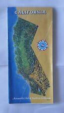 AAA 1977 California Road Map