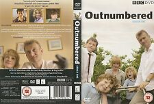 Outnumbered - Series 1 - Hugh Dennis Claire Skinner - BBC DVD