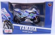 Yamaha Racing Motorcycle Diecast Vehicles