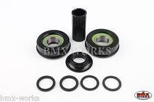 American Size Bottom Bracket Set for 19mm Crank Spindle BMX