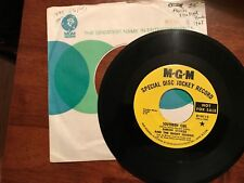 PSYCH 45 RPM RECORD - SIMON STOKES AND THE NIGHT HAWKS - MGM K14115 - PROMO