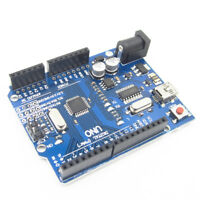 NEW UNO R3 ATmega328P CH340 Mini USB Board for Compatible ATF