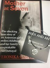 "ALEX & ANI ""IF IT'S MEANT TO BE"" NWT AND AN AUTOGRAPHED BOOK ""MOTHER AT SEVEN"""