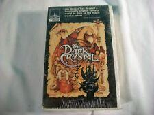 The Dark Crystal Movie On Betamax Tape, 1982, New