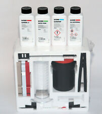 AP Labokit Darkroom Developing Equipment and B&W Film & Paper Chemistry Kit