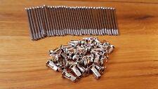 Spokes BMW R51/3 - R67/3, R68 FULL HUB Stainless Steel 40 Pcs + Nipples