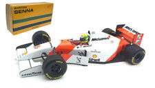 Minichamps McLaren MP4/8 #8 European GP 1993 - Ayrton Senna  1/18 Scale