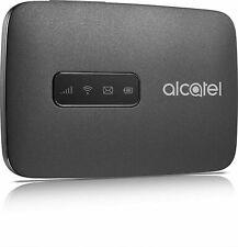 Alcatel Linkzone 4G 150 Mbps Wi-Fi Hotspot Routeur Black-New