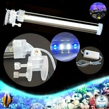 RECENT 40CM 36LED AQUARIUM LAMP SUBMERSIBLE FISH TANK LIGHT BLUE/WHITE RCC12WCRI
