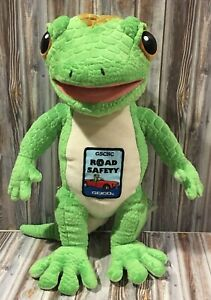 Geico Insurance Build A Bear With Girl Scouts Of America Road Safety Patch