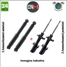 Kit ammortizzatori Ant+Post GH FORD COURIER FIESTA