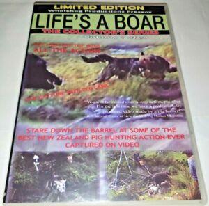 Pig Hunting Life's A Boar Vol 1 DVD